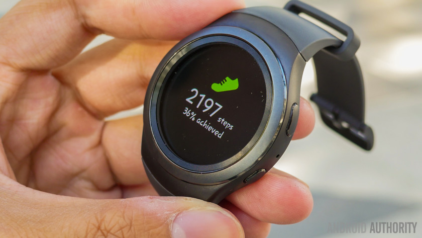 samsung fitness trackers