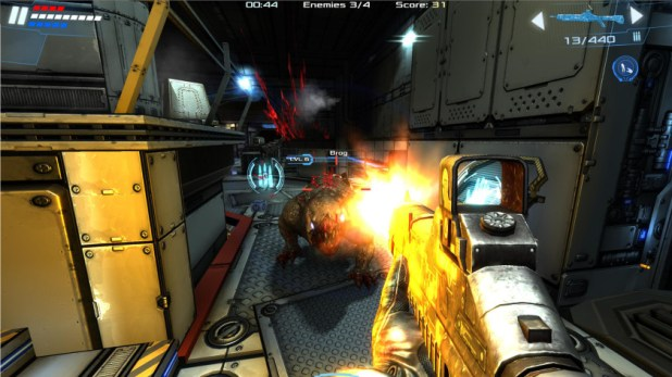 Dead Effect 2 best FPS games for Android