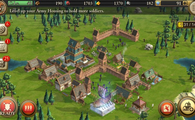 Age Of Empires World Domination Out Now On Android