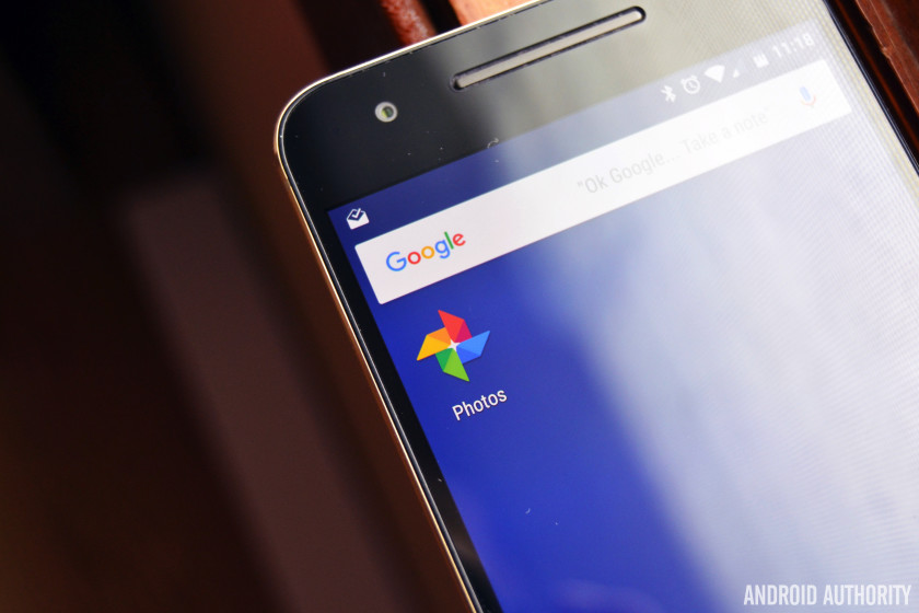 Логотип Google Фото AA