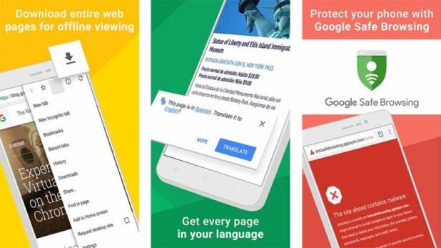 Bonus: Most web browsers