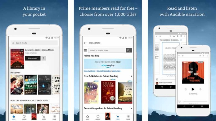 The Best Ebook Reader Apps For Android Android Authority