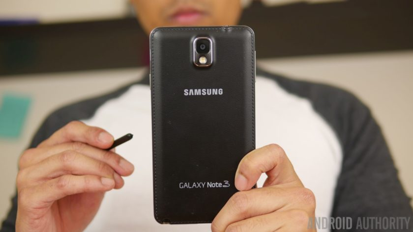 A history of Samsung's Galaxy Note series 5