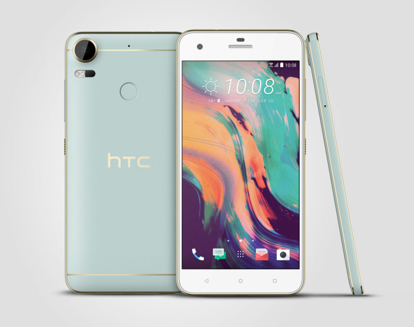 New Desire 10 Pro and Lifestyle: mid-range specs and HTC 10-inspired designs - Android Authority