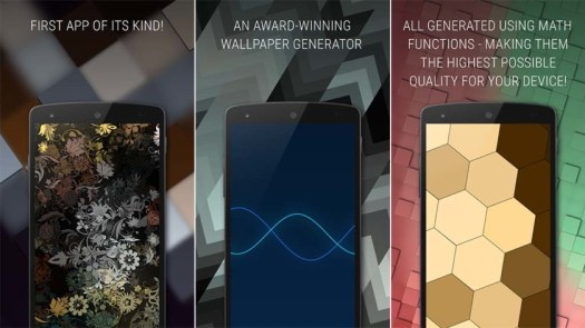 Tapet best customization apps for android