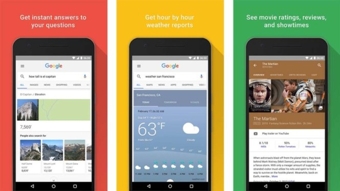 Google Assistant / Google Now