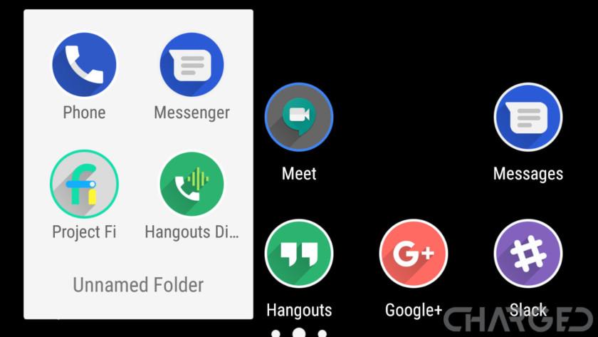 Google messaging apps
