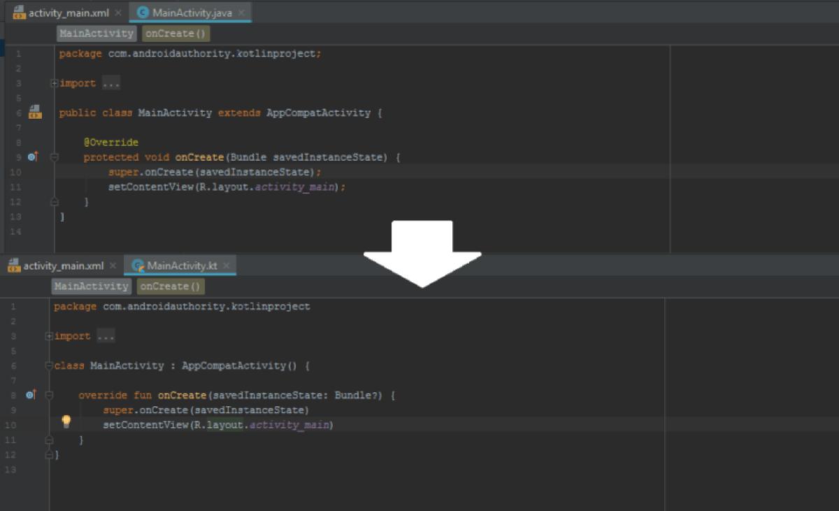 Kotlin vs Java для разработки приложений для Android