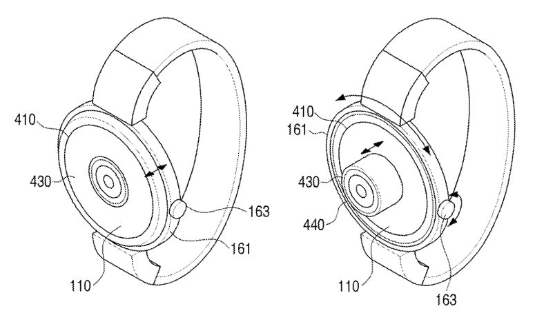 Bizarre Samsung patent shows smartwatch with camera in