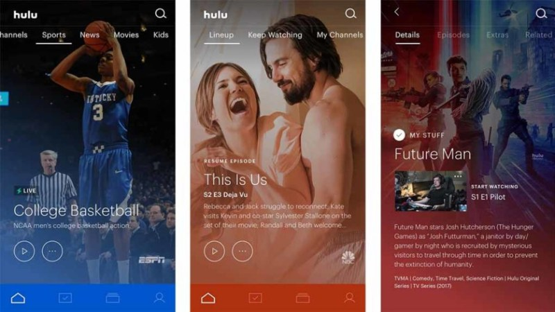 Hulu (TV ao vivo)