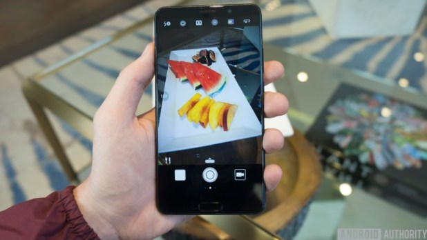 EMUI camera AI features - What is EMUI