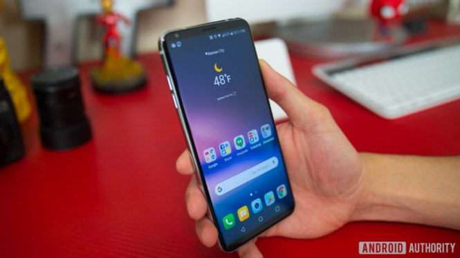 Free LG V30 from AT&T
