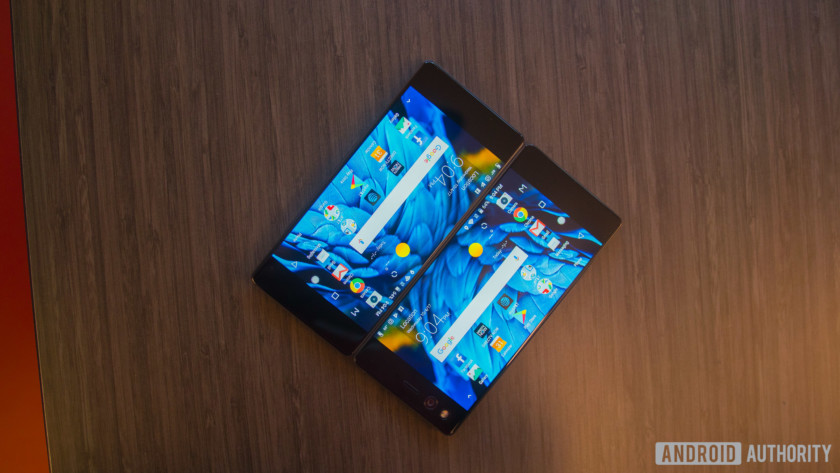 ZTE Axon M - foldable phone
