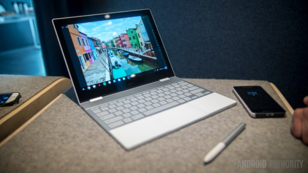 Pixelbook Chromebook