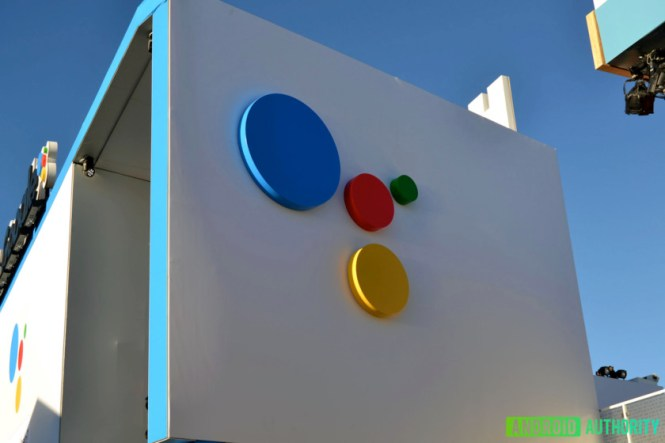 Google Assistant routines