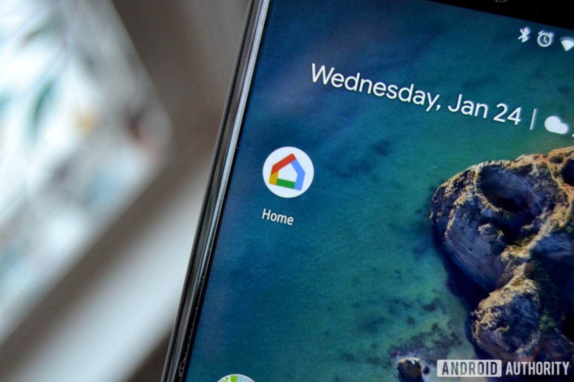 настройка устройства Chromecast Android