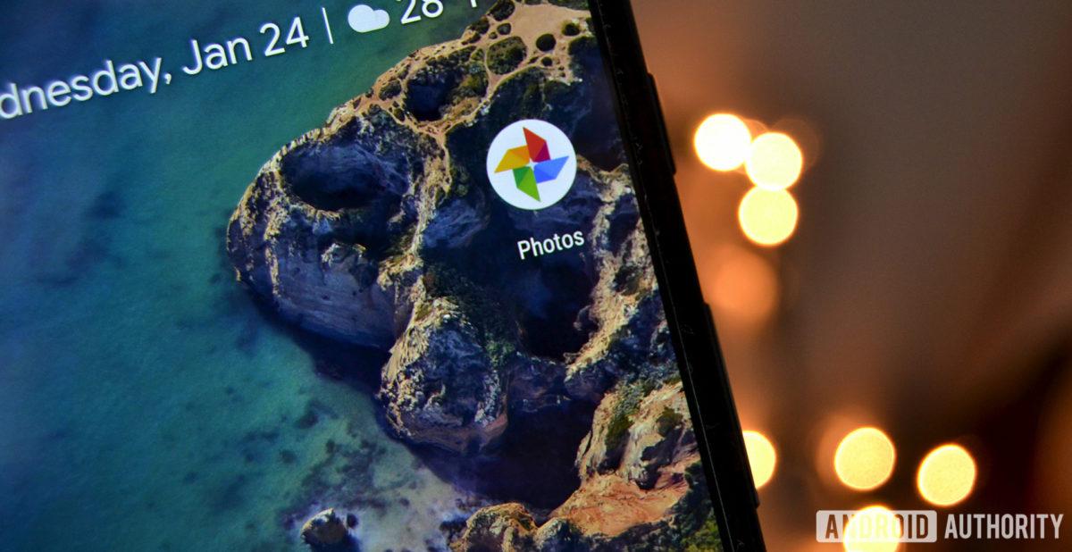 Переход с iphone на android с помощью Google Фото