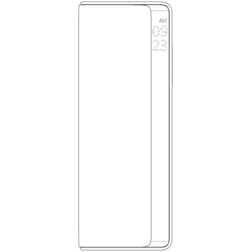 New LG patent shows off a foldable phone/tablet hybrid device
