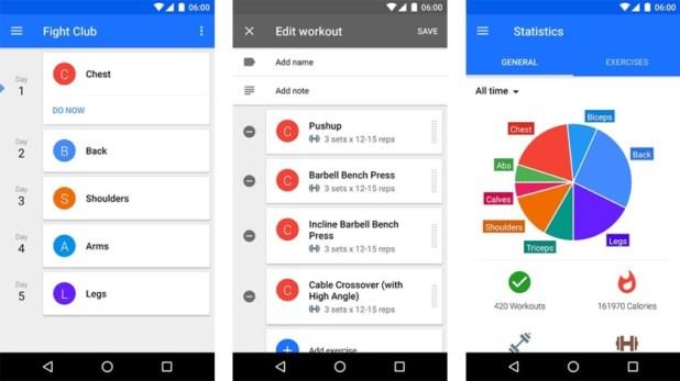 Progression Workout Tracker (beta)
