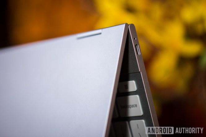 Google Pixelbook hinge