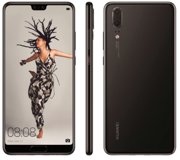 Huawei-P20_ Huawei P20 and P20 Pro: all the rumors in one place (Updated March 14) Android