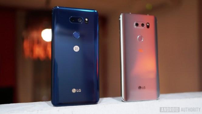 lg v30 and v30 thinq