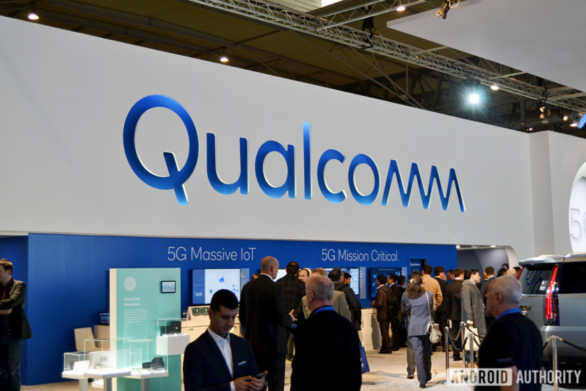 Qualcomm-logo-MWC-2018-2-840x560 Why did Trump stop the Broadcom-Qualcomm deal? Android