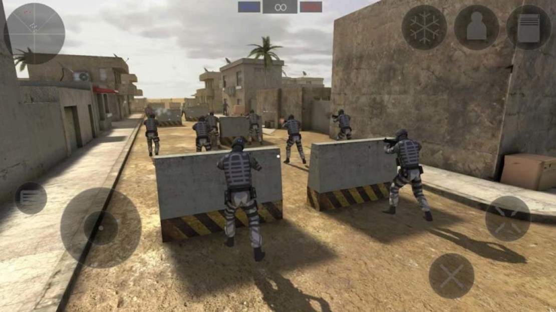 Zombie Combat Simulator - best simulation games for android
