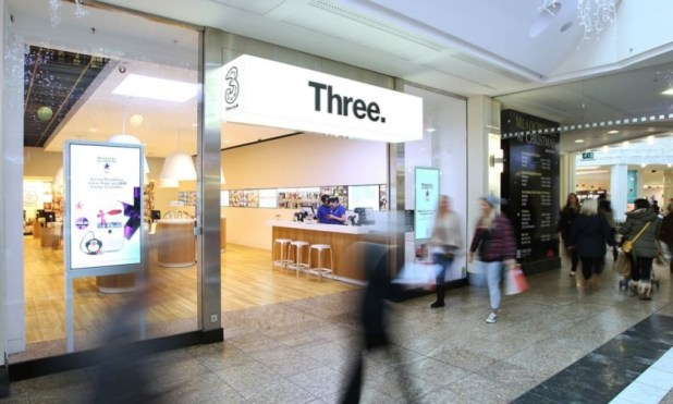 Three store - Best UK mobile networks