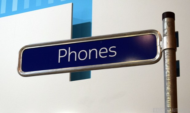phones under £200 sign