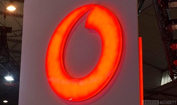 Vodafone logo - Vodafone UK network review