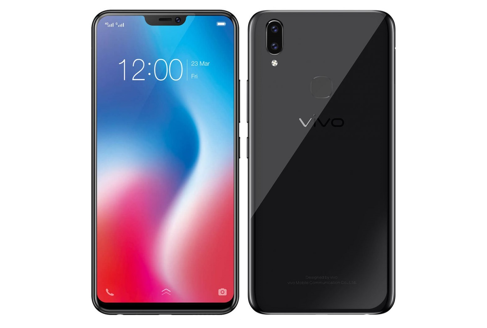 Vivo V9 Is Official With 90% Screentobody Ratio And 24
