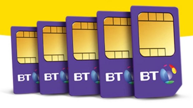 BT Mobile SIM cards - best UK mobile networks