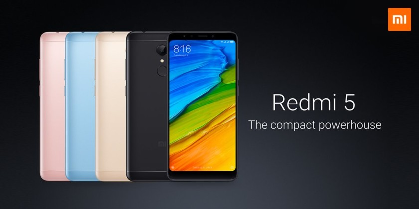 xiaomi-redmi-5-840x420 Xiaomi launches its new budget smartphone, Redmi 5, in India Apps