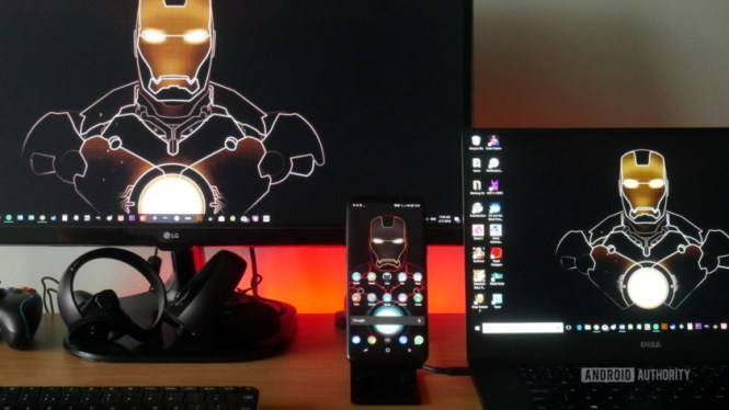 Control Android from PC