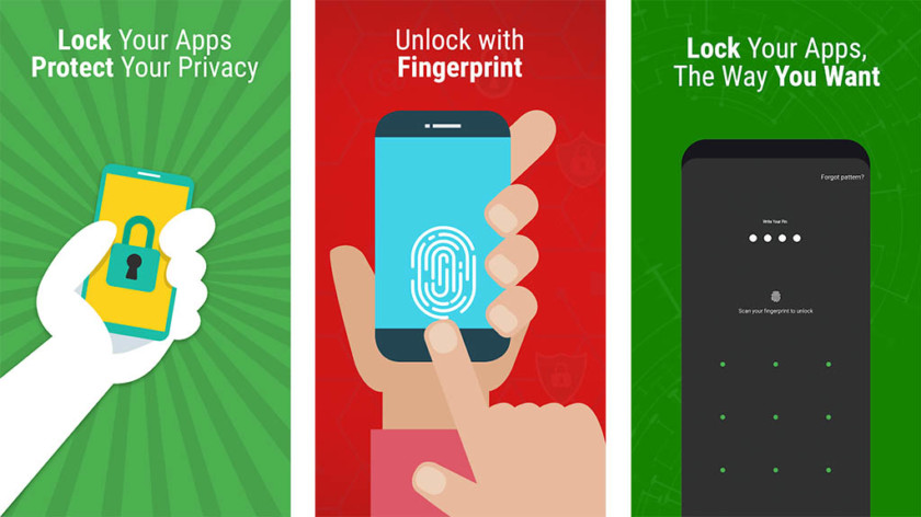 App Locker - best privacy lock apps for android