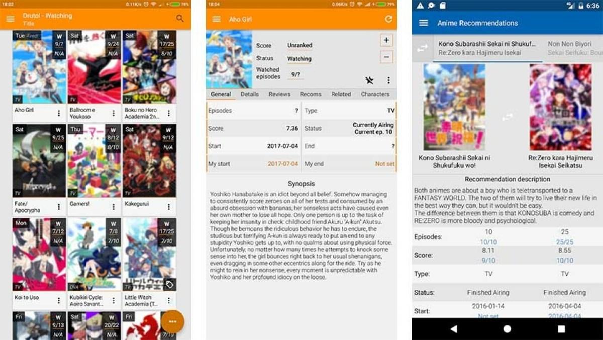 MALClient - best anime apps