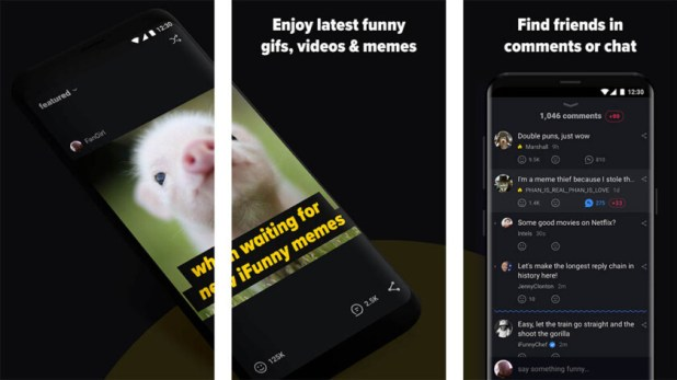 iFunny - best joke apps