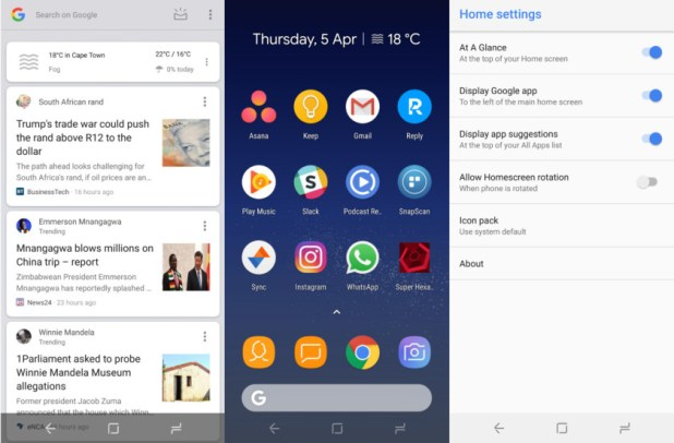 Pixel Launcher for Android Go