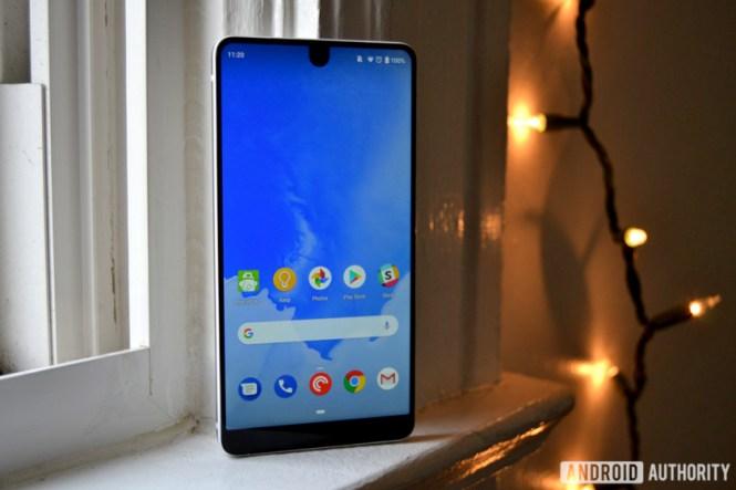 Essential Phone Android P