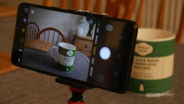 Realme 1 camera app