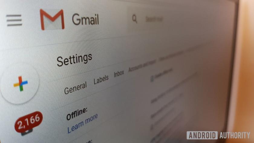 Gmail offline mode