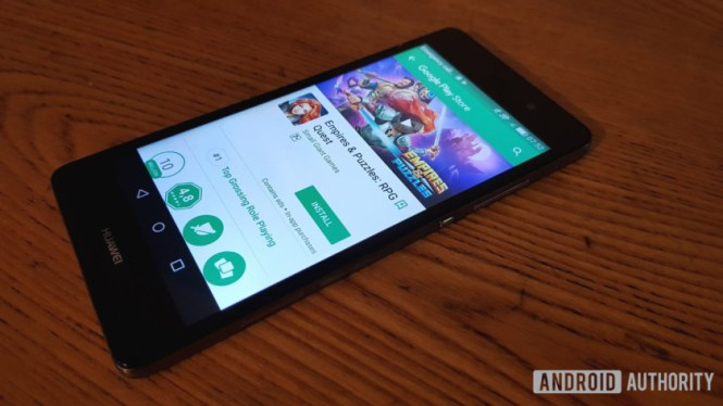 Google Play Awards nominee Empires and Puzzles