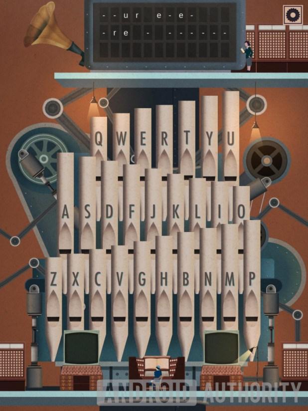 homo machina speech puzzle