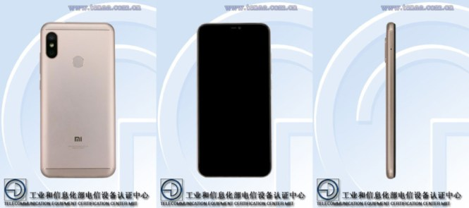 A Xiaomi phone without a notch.