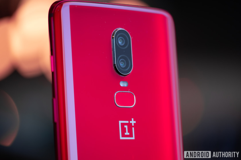 OnePlus 6 Red on sale today and OnePlus Bullets Wireless back in stock
