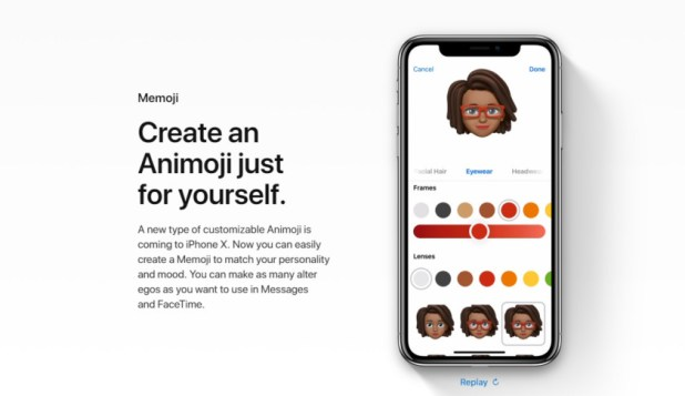 Apple Memoji.