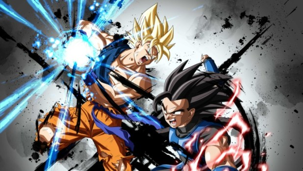 Dragon Ball Legends game artwork