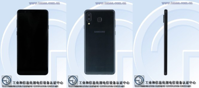 A Galaxy S9 Plus-inspired phone on TENAA.