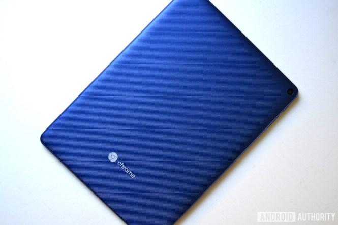 chromebook tab 10 review design